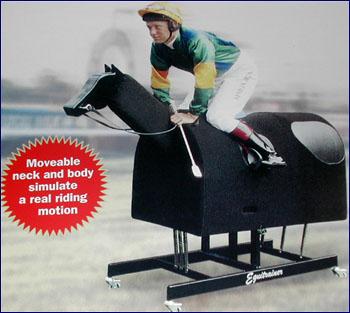 Horse Simulator 187 Equitrainer Horse Simulator Markey
