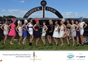2013 NSW Female Jockeys Calendar