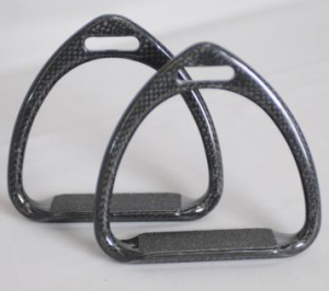 Japanese Carbon Firbre Stirrup Irons