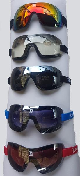 a0358d630cbb Goggles » Kroops 13 Five Googles - Markey Saddlery